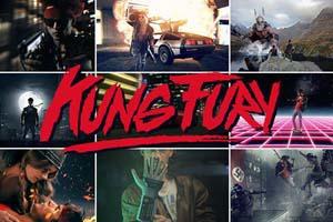 Kung Fury бьёт рекорды на Kickstarter