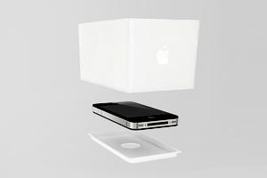 В Сети появились фото якобы настоящей коробки iPhone 6