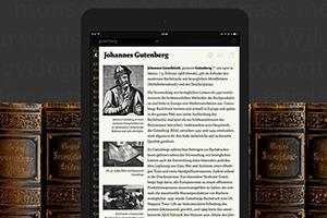 Дизайнеры выпустили красивое приложение для чтения «Википедии» на iPad