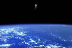 NASA представила реалистичные фото в стиле «Гравитации»