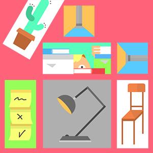 Лайфхак недели:  Не тратьте время  на уборку стола