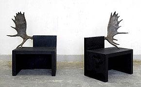 Фэшн-дизайнеры создают мебель