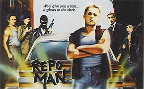 B-Movies: «Repo Man»