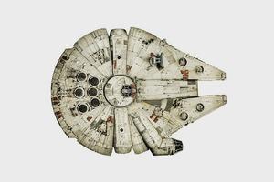 Wired сфотографировал реквизит из «Звёздных войн»