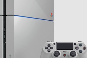 Конкурс: Разыгрываем юбилейную PlayStation 4