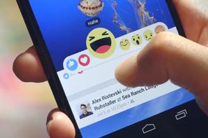 Альтернативы лайку в Facebook показали в действии
