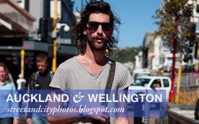 City Looks: Окленд и Веллингтон