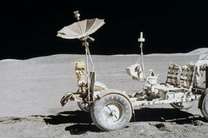 Один из пяти луноходов NASA 1965 года сдали в металлолом