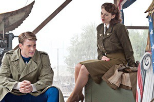 ABC заказал сериал про любовный интерес Капитана Америка