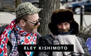 Один день в Москве: Марк Элей