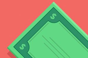 Игру о разбрасывании денег постиг успех Flappy Bird