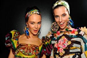 MFW SS 13: Показы Dolce & Gabbana, Fendi, Jil Sander, Marni и Versace