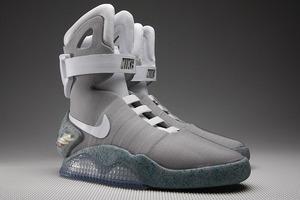 Nike выпустит кроссовки из «Назад в будущее» в 2015 году