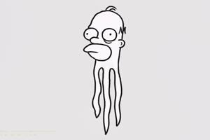 Видео: как «Симпсоны» будут выглядеть в 101 веке