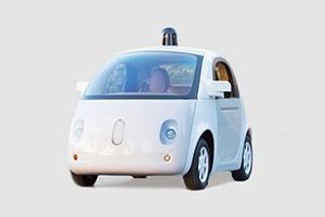Google показал первый рабочий прототип машины на автопилоте