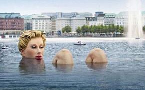Гигантомания: 20 огромных скульптур современных художников