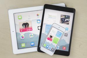 Представлен концепт гибрида iOS 8 и Windows Phone