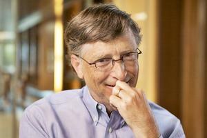 Билл Гейтс покинул свой пост в Microsoft