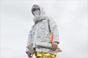 Дизайнер создала куртку для выживания