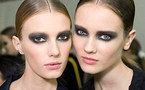 Красная стрела: тенденции макияжа SS 2011