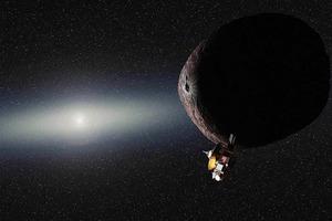Для New Horizons выбрали новую цель за Плутоном