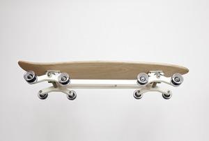 Спроектирован лонгборд для катания по ступеням и брусчатке