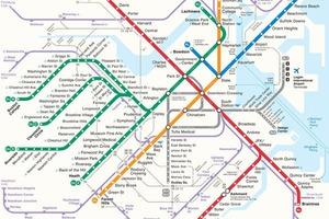 Учёные показали, как люди на самом деле видят карту метро