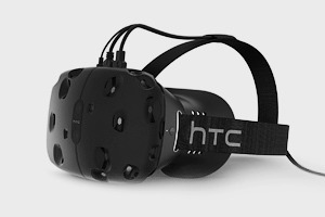 Valve и HTC представили очки виртуальной реальности