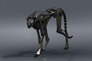Ученые MIT выпустили на прогулку робота-гепарда