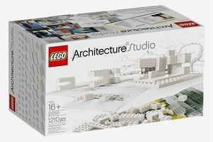 Взрослый набор LEGO научит базовым принципам архитектуры