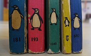 Book-Looks: Пингвины и пеликаны