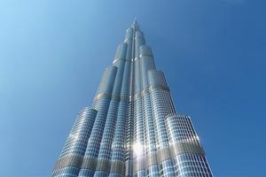 График дня: самые высокие здания в шести регионах мира