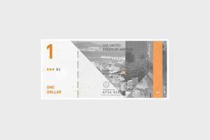 Студент представил редизайн банкнот американского доллара