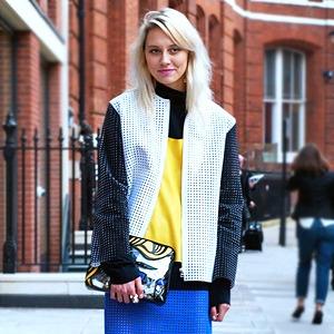 Дневник стилиста: Тесс Йопп о KTZ, пластиковых пальто и Рианне