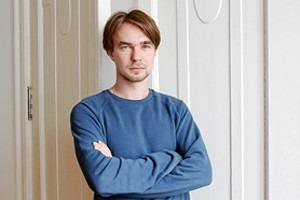 Рабочее место: Миша Ганнушкин, арт-директор парка Горького