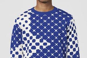 Лондонский магазин создал конструктор глитч-одежды