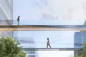 Uber представил проект будущей штаб-квартиры в Сан-Франциско