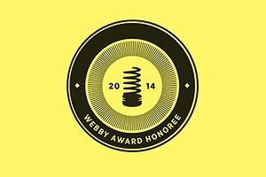 Объявлены победители Webby Awards