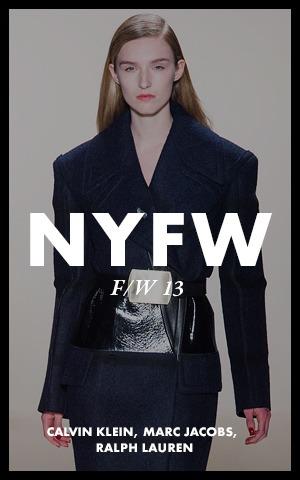 Неделя моды  в Нью-Йорке: Финал
