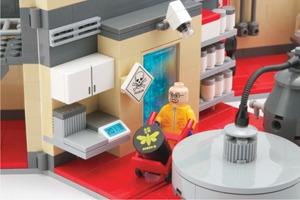 Фанаты сделали набор LEGO «Во все тяжкие»