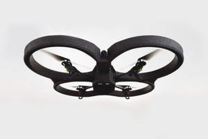 Владелец дрона показал скоростной полёт с трюками
