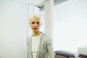 Рабочее место: Кристина Штейнбрехер, арт-директор ЦДХ