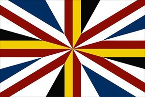 Financial Times предложила свою версию флага Великобритании