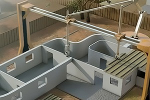 Голландские архитекторы начали «печатать» многоквартирный дом