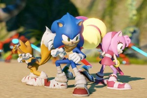 Sega выпустит новую игру и мультсериал про Соника