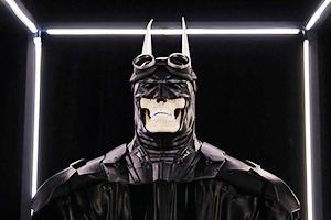 DC Comics организовало выставку с ремейками костюма Бэтмена