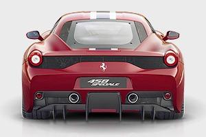 Фото: выставка суперкаров Ferrari в Беверли-Хиллз