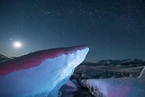 Видео: как движется лёд