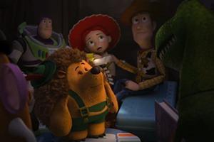Pixar покажет хэллоуинский эпизод «Истории игрушек»