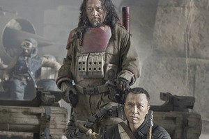 Появилось фото с героями первого спин-оффа «Звёздных войн»